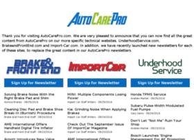autocarepro.com