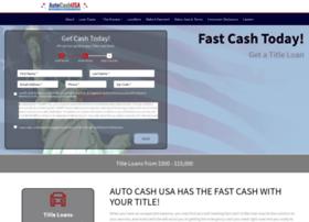 autocashusa.com