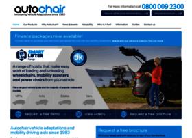 autochair.co.uk