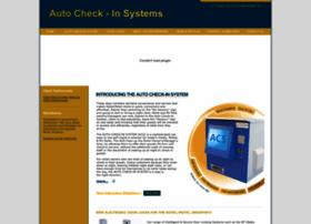autocheckin.com