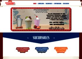 autocinemacoyote.com