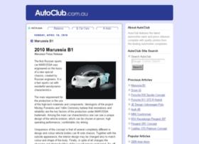autoclub.com.au
