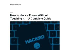 autocompeter.com