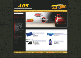 autodetailingsolutions.com