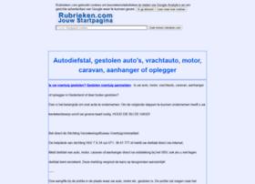autodiefstal.rubrieken.com
