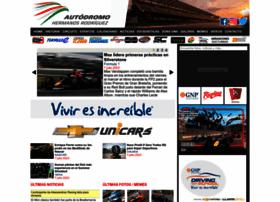 autodromohermanosrodriguez.com