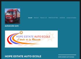 autoecole-sxm.fr