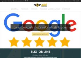 autoescuelaelix.com