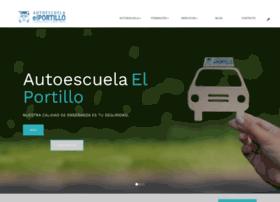 autoescuelaelportillo.es