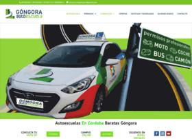 autoescuelagongora.com