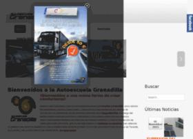 autoescuelagranadilla.com