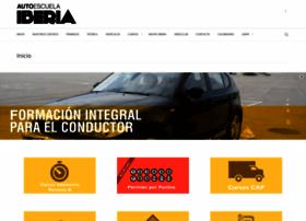 autoescuelaiberia.es