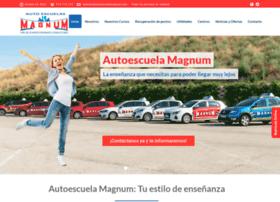 autoescuelamagnum.com