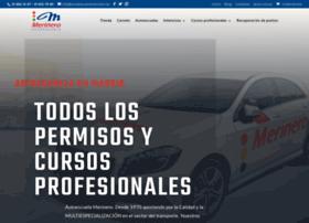 autoescuelamerinero.es