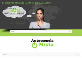 autoescuelamixta.es
