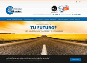 autoescuelavillaverde.com