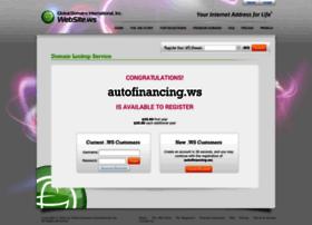 autofinancing.ws