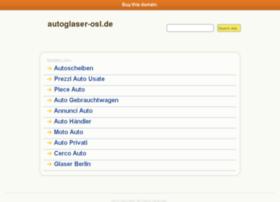autoglaser-osl.de