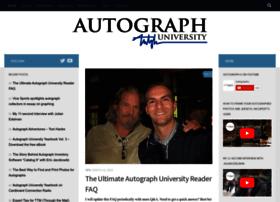 autographu.com