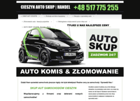 autohandel-cieszyn.samochody-skupujemy.pl