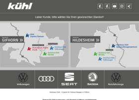 autohaus-kuehl.de