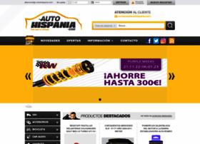 autohispania.com