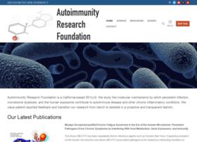 autoimmunityresearch.org