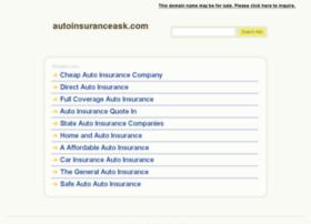 autoinsuranceask.com