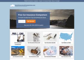 autoinsurancecompanies.com