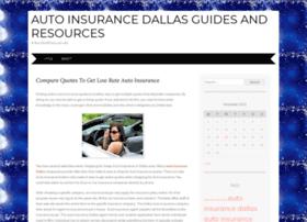 autoinsurancedallastx.wordpress.com