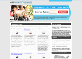 autoinsurancefinders.com