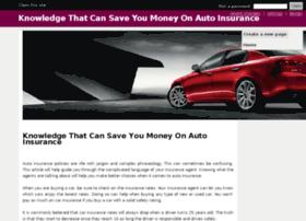 autoinsurancequote.jottit.com
