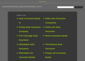autoinsurancequotetoday.com