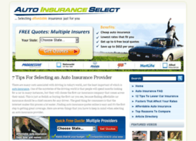 autoinsuranceselect.com