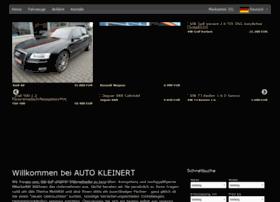 autokleinert.com
