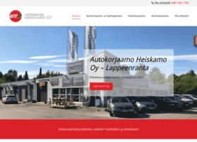 autokorjaamoheiskamo.fi