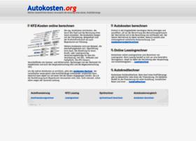 autokosten.org