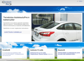 autokoulupro.fi