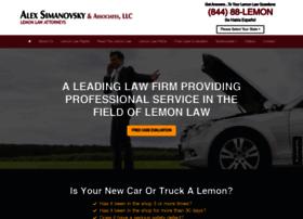 autolemonlaws.com