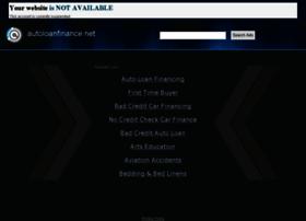 autoloanfinance.net