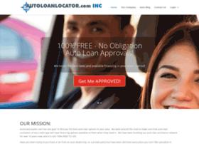 autoloanlocator.com