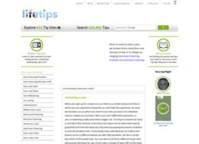 autoloans.lifetips.com
