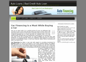 autoloans4u.wordpress.com