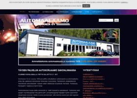 automaalaamosummanen.fi
