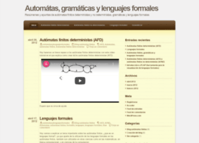 automatasylenguajesformales.wordpress.com