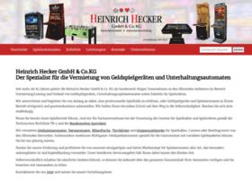 automaten-hecker.de