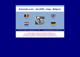 automatic-cars.be