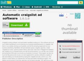 automatic-craigslist-ad-software.soft112.com