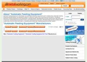 automatic-feeding-equipment.allmetalworking.com