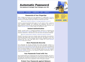 automatic-password.com